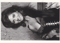Claudia Cardinale - Photo Larry Shaw